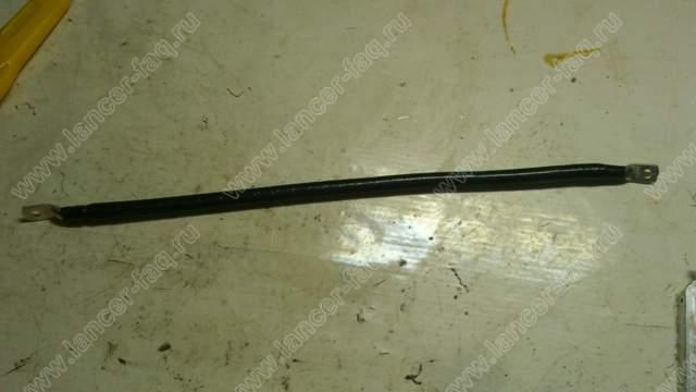Дополнительный минусовой кабель Lancer 9