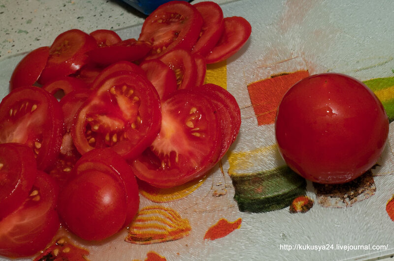 Грибы_с_помидорами