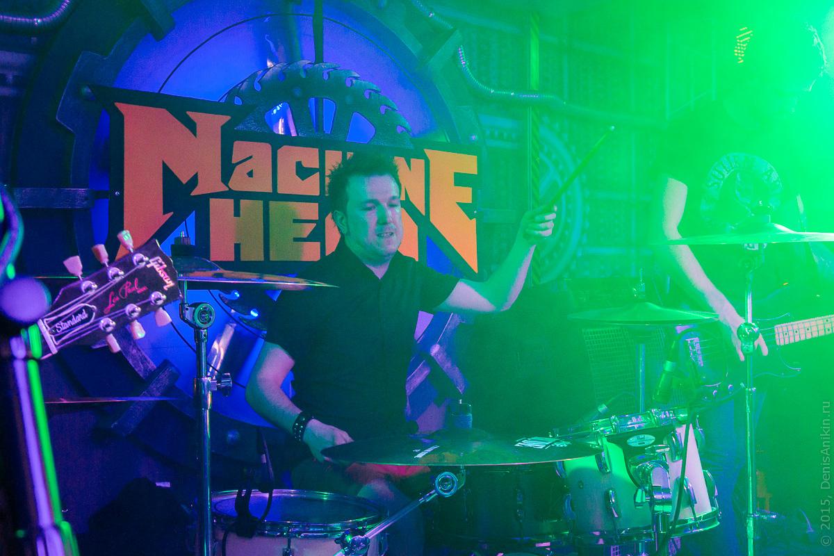 Лучший Самый День Machine Head 25
