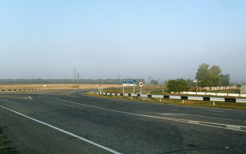 На выезде из Староминской, 25 августа 2012, 08:17