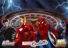 Рулетка Marvel бесплатно, без регистрации от PlayTech
