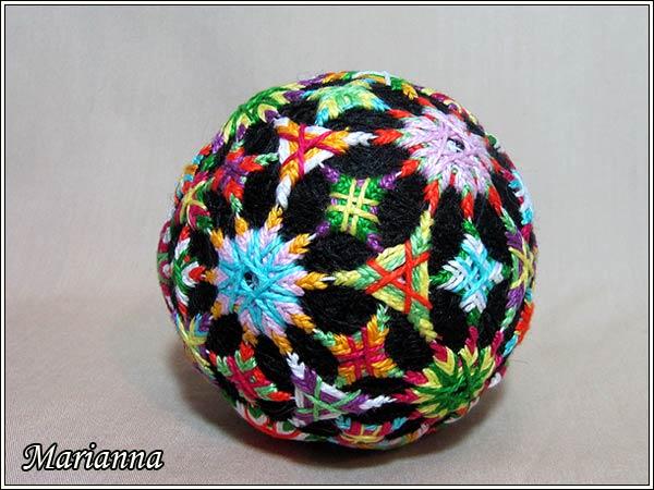 Калейдоскоп - многоцветье