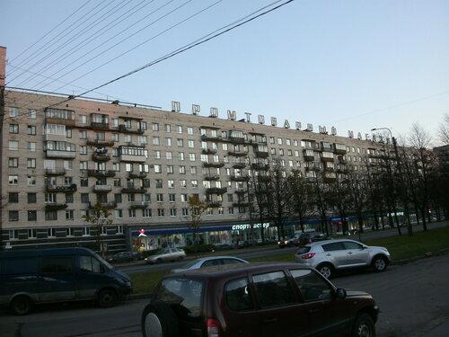 Гражданский пр. 31к1