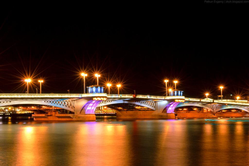Автор: Петкун Евгений, блог Евгения Владимировича, фото, фотография: благовещенский мост