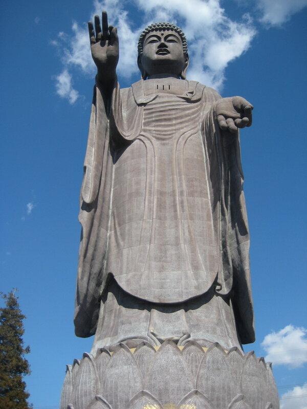 Cтатуя Будды Усику Дайбуцу. Япония