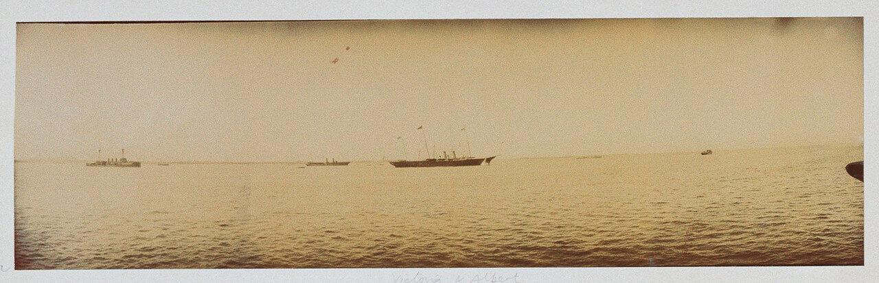 06. Корабли в Ревельском заливе