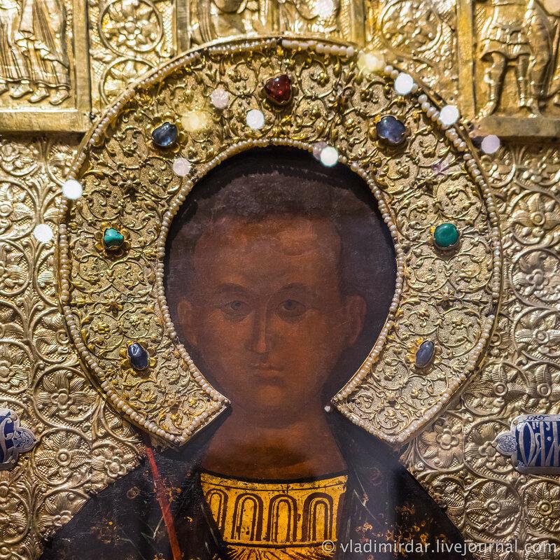 Икона «Святой великомученик Дмитрий Солунский»
