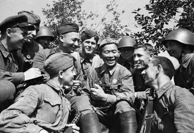 Как охотник Семен Номоконов объявил фашистам «дайн-тулугуй»