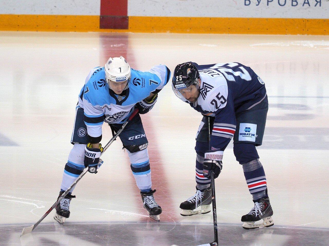 109Восток 1/2 плей-офф Металлург - Сибирь 08.03.2016