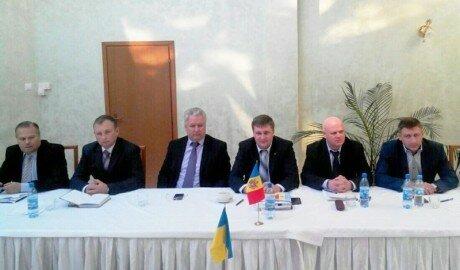 Молдова с Украиной завершают процесс демаркации границы