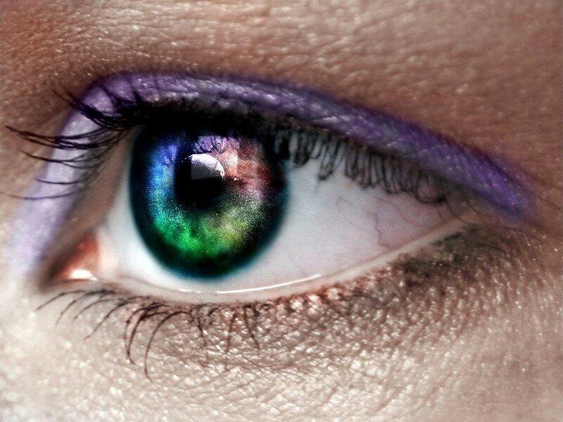 Интересные факты о слепоте и дальтонизме