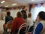 18 декабря на семинаре участников реализации модуля программы Добрый мир Л.Л.Шевченко в Мытищах рассуждали о духовно – нравственных ценностях семейного воспитания, проблемах и путях их решения