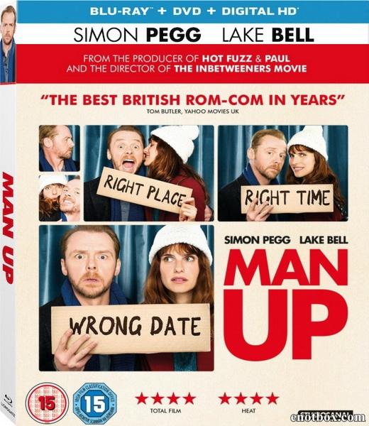 Будь мужчиной / Будь мужиком / Man Up (2015/BDRip/HDRip)