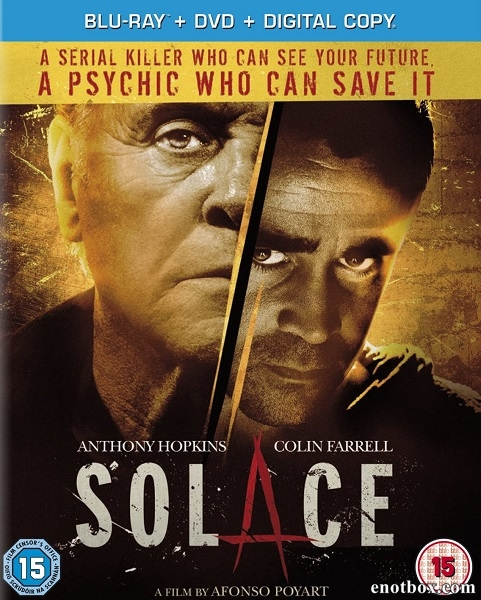 Утешение / Solace (2015/BDRip/HDRip)