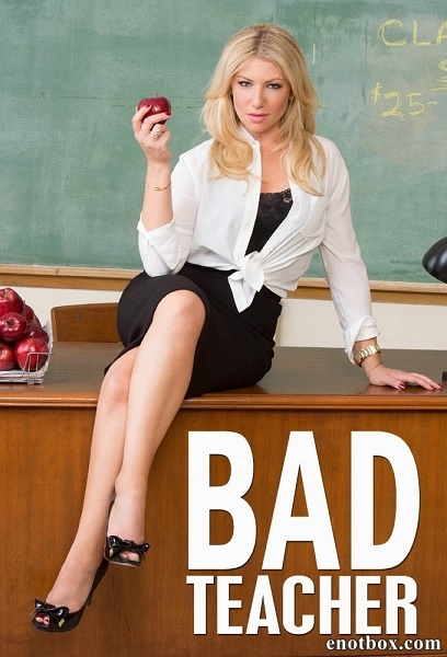 Очень Плохая Училка (1 сезон: 1-13 серии из 13) / Bad Teacher / 2014 / ПМ (SET) / WEB-DLRip + WEB-DL (720p)