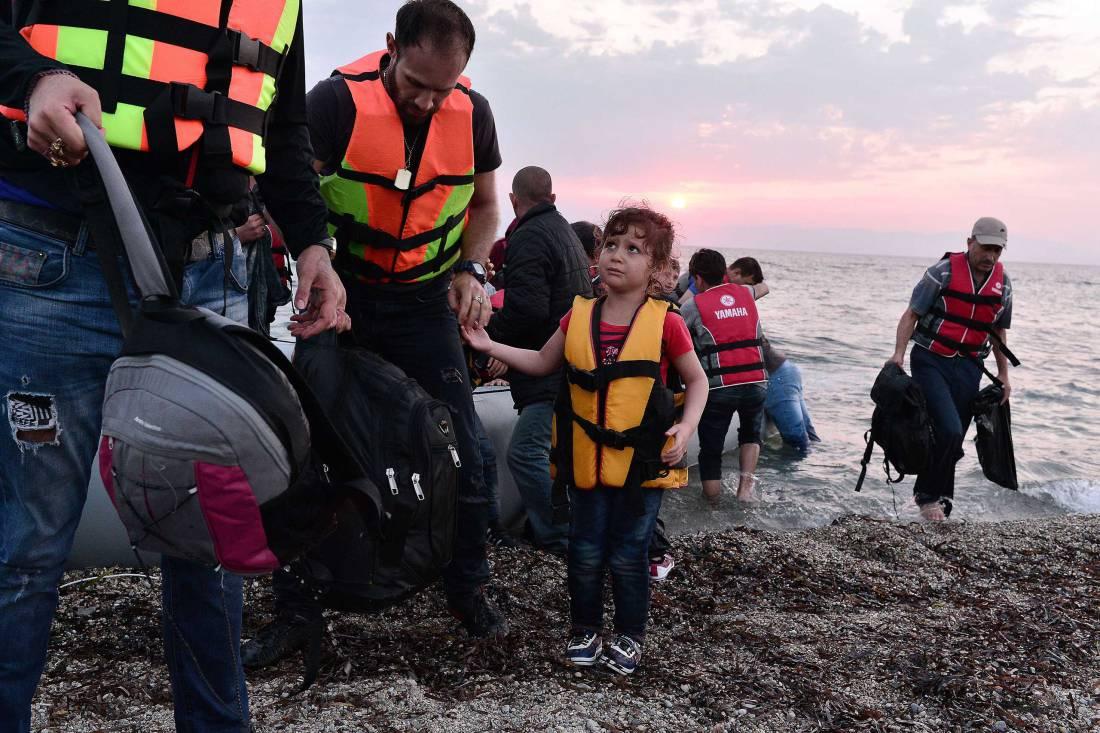 Merkel Under Fire as Refugee Crisis in Germany Worsens