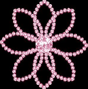 украшения-цветочки