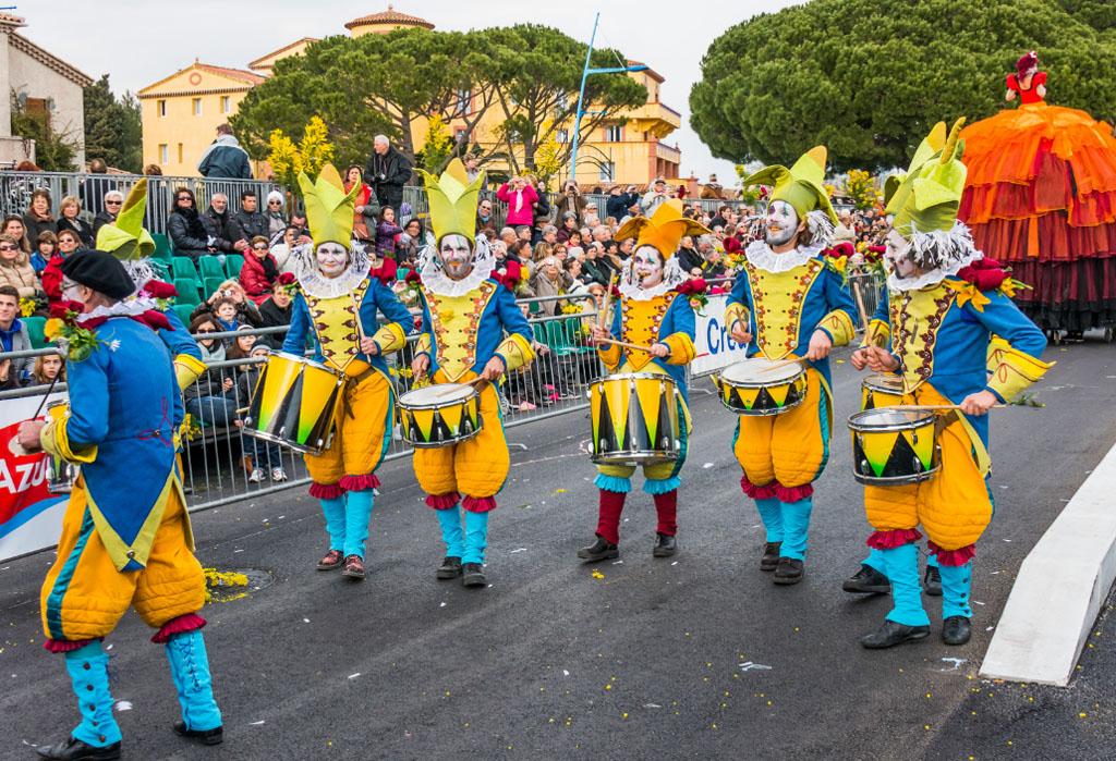 5 день Свободный день в Ницце. Факультативно: Сан-Поль де Ванс и фестиваль Мимозы в Монделье ля Напуль.
