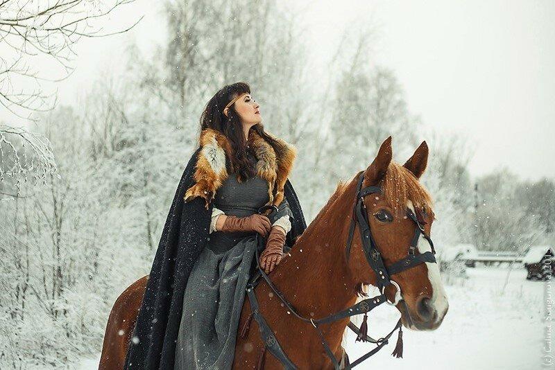 Королева воинов