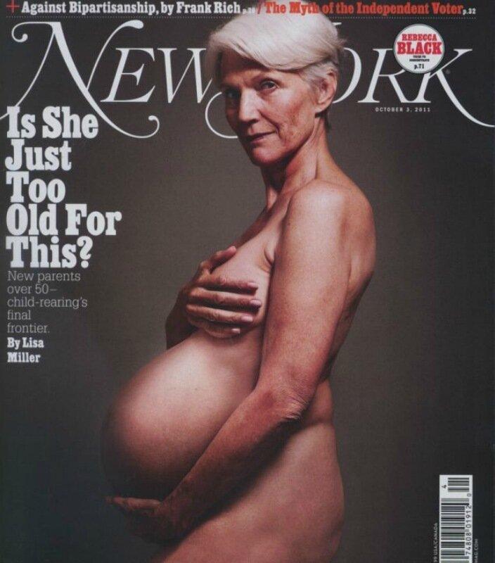 Беременная последовательница Деми Мур и Бритни Спирс (фото)