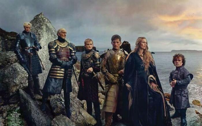 Автор «Игры престолов» закончит новую книгу до начала 6 сезона сериала