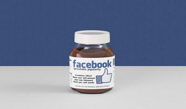 Социальные сети под видом продуктов