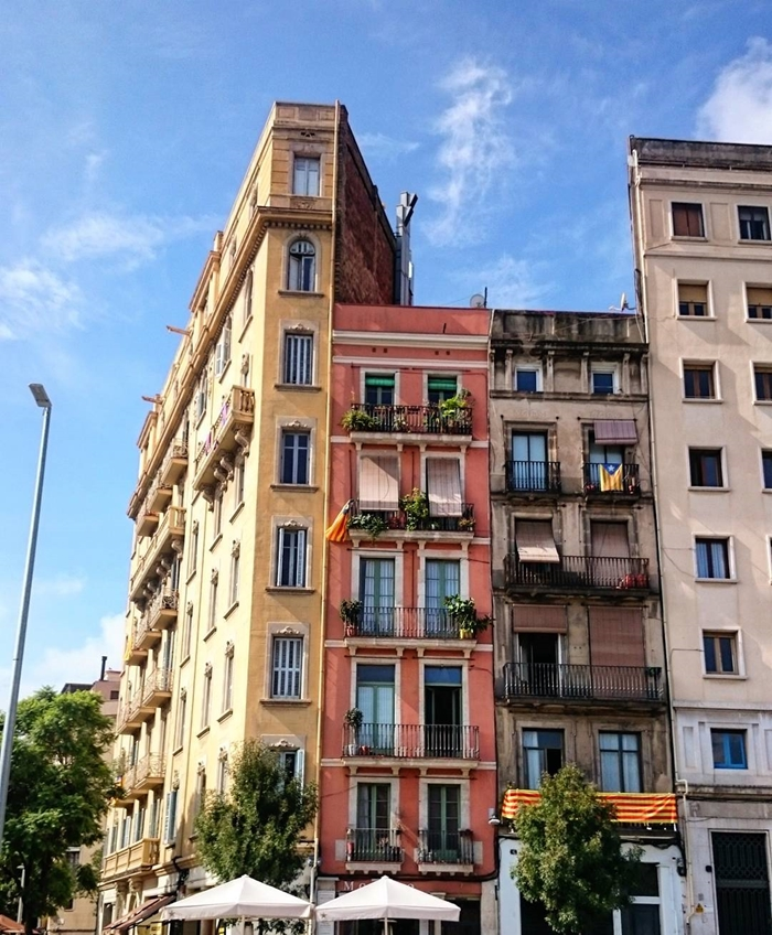 Красивая архитектура Барселоны Instagram фото 10