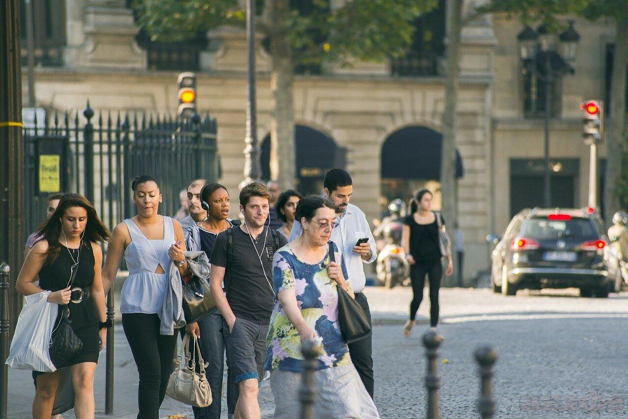 французские люди фото планирование
