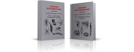 Учебное пособие по зоологии беспозвоночных Вильфрида Вестхайде и Рейнхарда Ригера с множеством подробных иллюстрированных описа