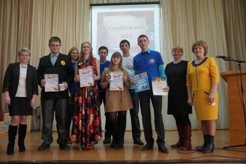 Студент года в куйбышевском КПТ