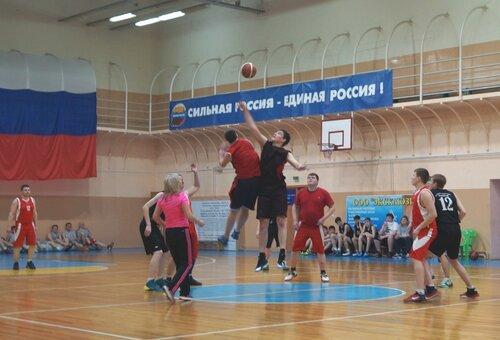Баскетбол в Барабинске