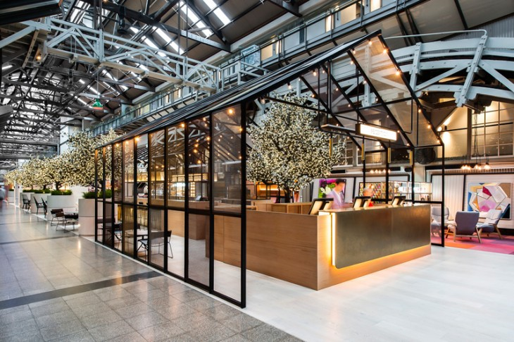 The Ovolo Woolloomooloo Hotel by Hassell - Archiscene - Your Daily Architecture & Design Update