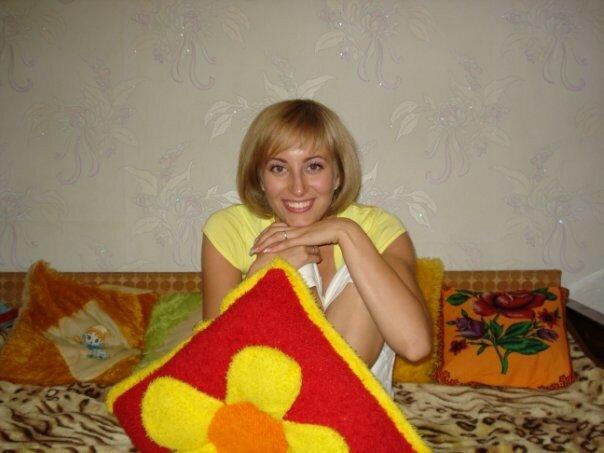 одна украинская поэтесса