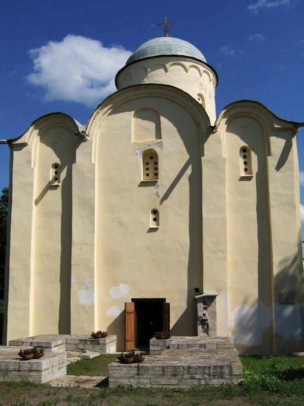 Успенский собор, Староладожский Успенский монастырь