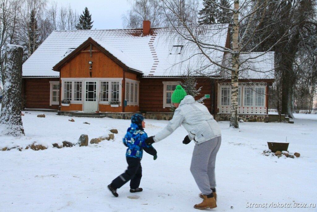 Эстония, Mäeotsa Puhketalu