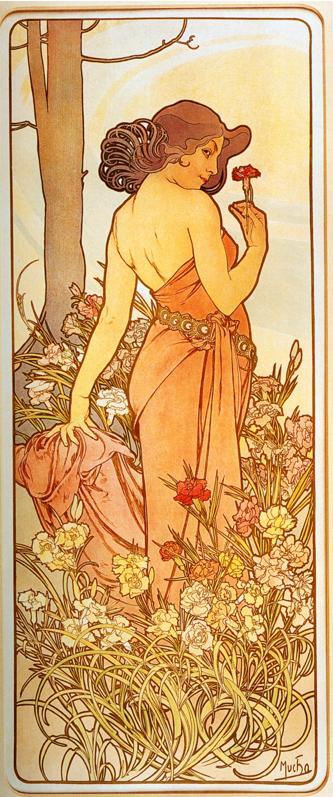 """""""Гвоздика"""", 1898 год"""