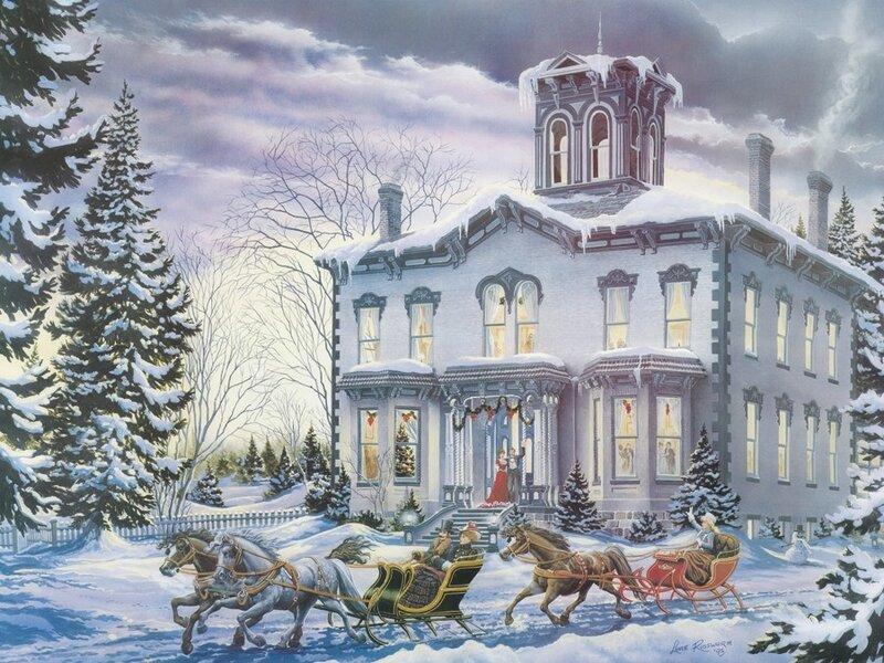 Lance Russwurm Рождество в Килбрайд