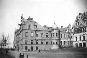 Площадь Торгильса Кнутссона