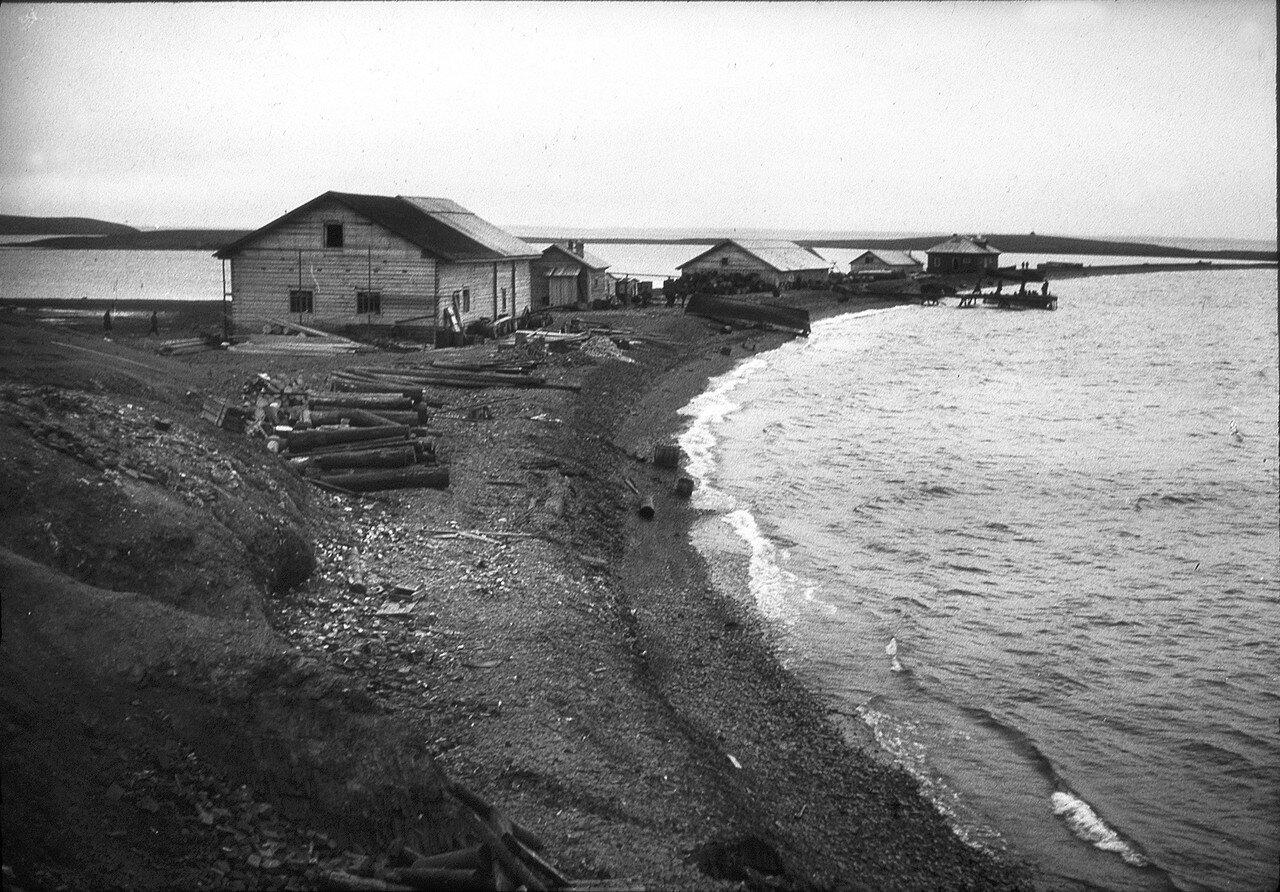 1937. Новая Земля. Белушья губа