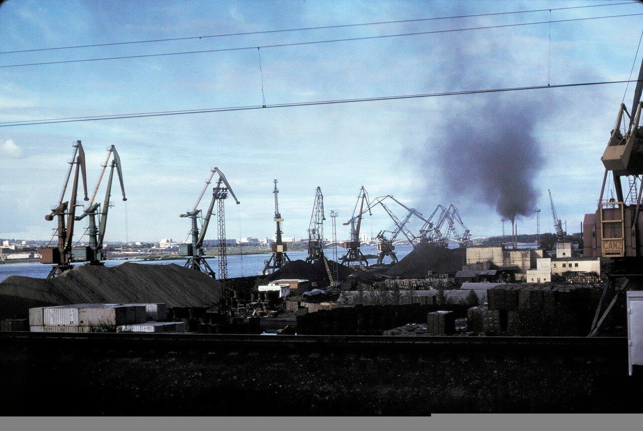 Енисей у Красноярска