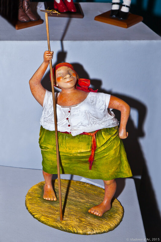 III Московская Международная выставка «Искусство куклы 2012»