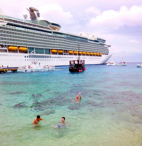 Круиз на лайнере Allur of the Seas