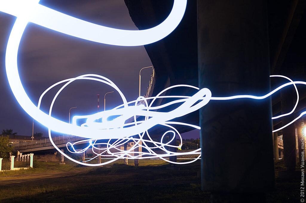 Ночная фотовылазка