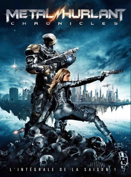 ������� ������� / Metal Hurlant Chronicles (1�����/2012) HDRip