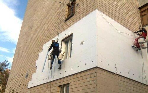 Термоизоляция домов в Молдове - экономия на отоплении
