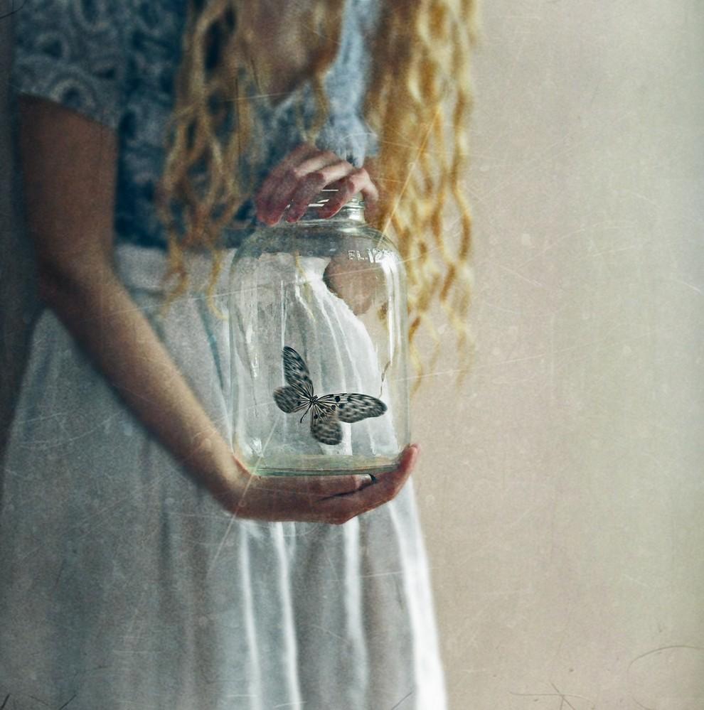Сюрреализм в фотографиях Lissy Elle