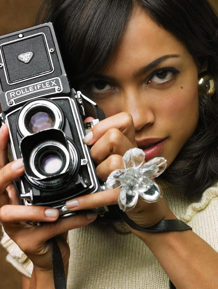 Знаменитости и не только в работах фотографа Michael Lavine