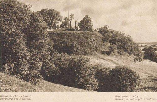 Куршское городище в Кандаве