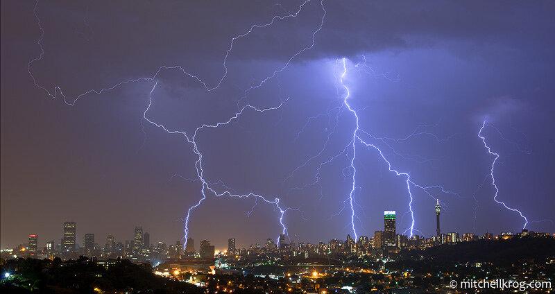 Johannesburg is Electrifying
