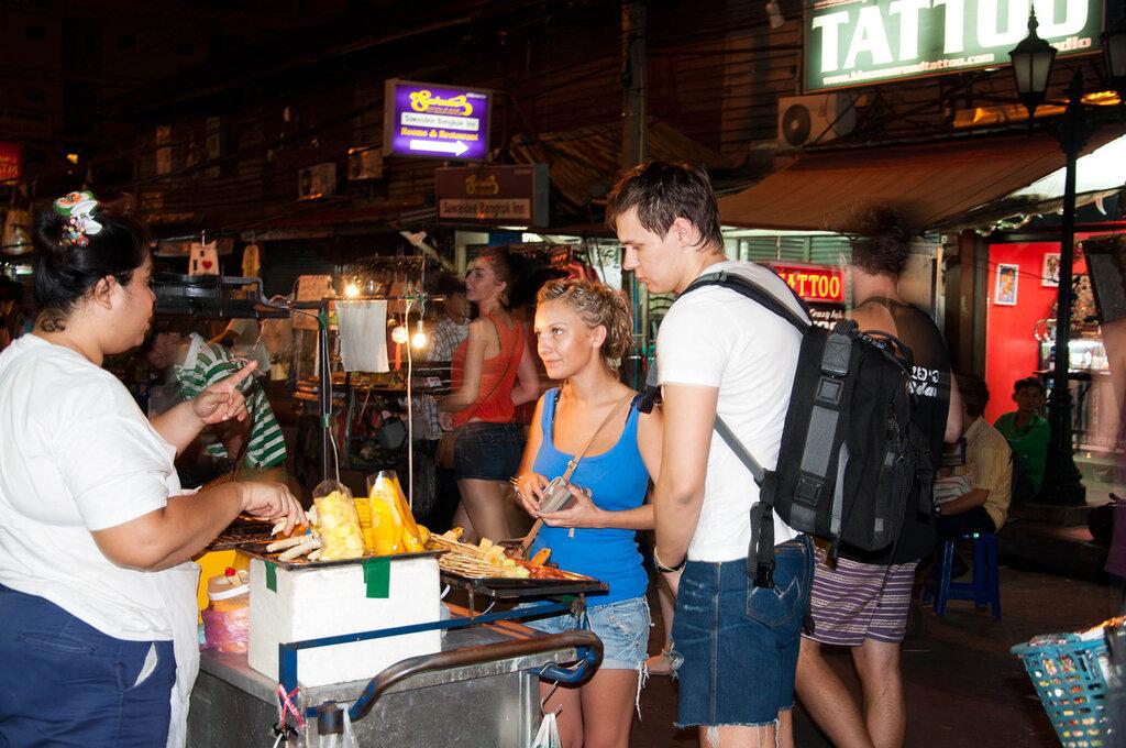Макашница в бангкоке